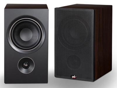 PSB Speakers Bookshelf Speaker Alpha P5 (W)