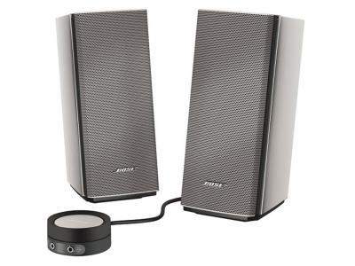 Bose  Multimedia Speaker System - Silver Companion 20