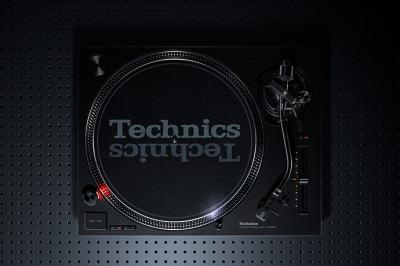 Technics Direct Drive Turntable System - SL-1200MK7