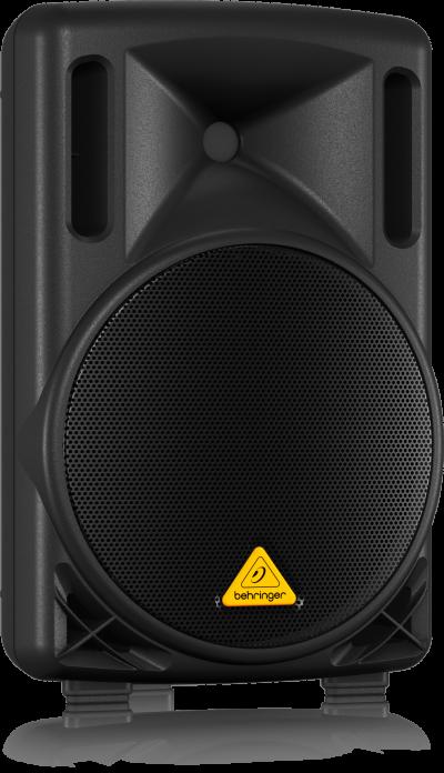 Behringer Active 200-Watt 2-Way PA Speaker System,Black - Eurolive B210D