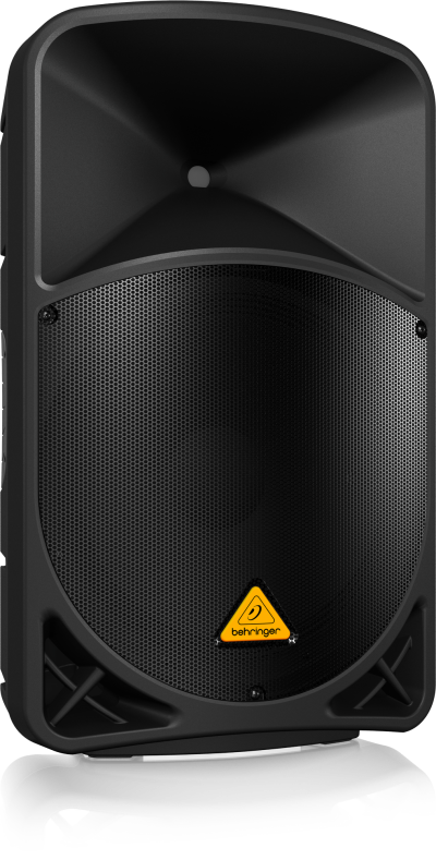Behringer B115MP3 PA Speaker System with MP3 Player - Eurolive B115MP3