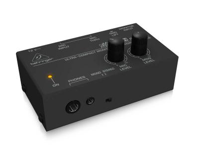 Behringer Ultra-Compact Monitor Headphone Amplifier - MA400