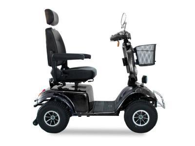Daymak 800W , 24V 4 Wheeled Scooter in Black - Boomerbuggy V (B)