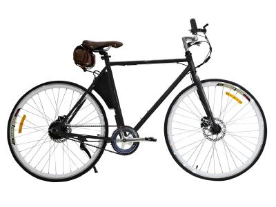 Daymak Electrical Bicycle With Front And Rear Disc Brakes In Black - VERMONT 36V (B)