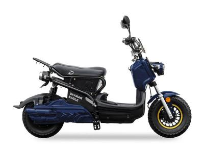 Daymak 500W ,72v Electric Scooters in Blue - Eagle (Bl)