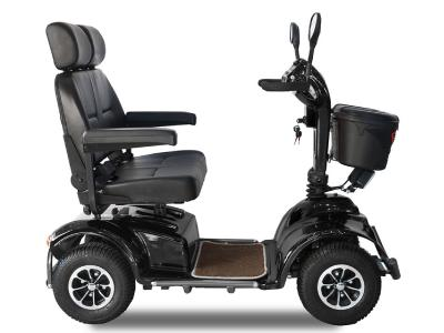 Daymak Mobility Chair Two Seater Electric Vehicle In Black - Boomerbuggy 2 Seater (B)