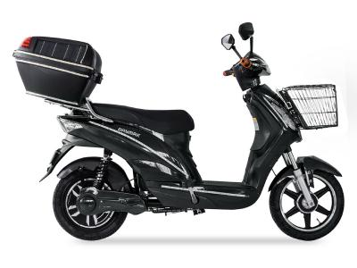 Daymak Electric Scooter With Solar Case In Black - Sunshine (B)
