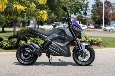 Daymak 72V Electric Scooter in Black - EM1 (B)