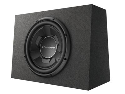 Pioneer 12   Pre-loaded compact subwoofer system - TS-WX126B