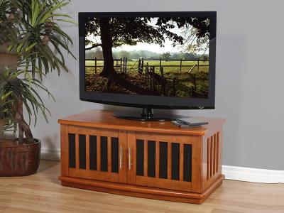 Plateau Wood Tv Stand - LSX-T 62 (W)