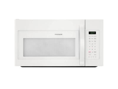 "30"" Frigidaire Over The Range Microwaves With White - FFMV1846VW"