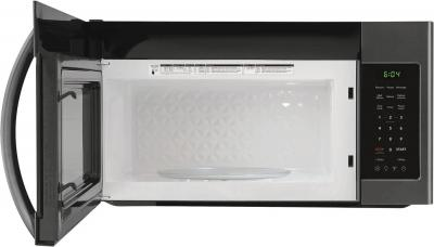 "30"" Frigidaire Over The Range Microwaves With Black Stainless Steel  - FFMV1846VD"