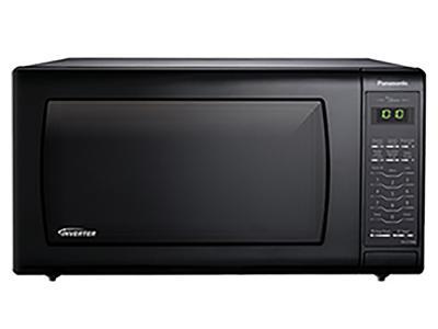"24"" Panasonic Full-Size Genius Inverter Microwave - NNST966B"