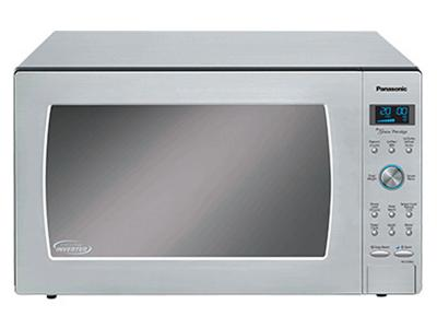 Panasonic Genius Microwave with Cyclonic Inverter Technology - NNSD986S