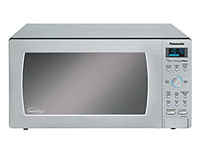 Panasonic Genius Prestige Plus Microwave with Cyclonic Inverter Technology - NNSE796S
