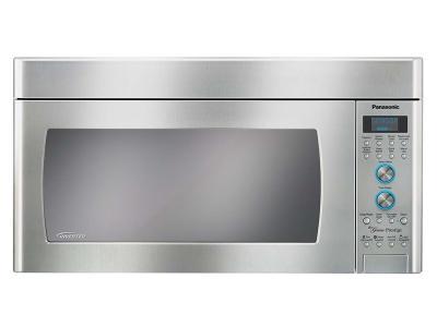 "30"" Panasonic Genius Prestige Inverter OTR Microwave - NNSD291S"