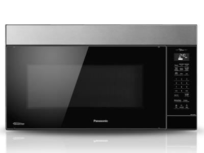 "30"" Panasonic Genius Inverter Over-the-Range Microwave Oven - NNST27HB"