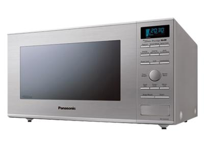 """21"""" Panasonic Mid-size Genius Inverter stainless steel microwave with grill heater - NNGD693SC"""