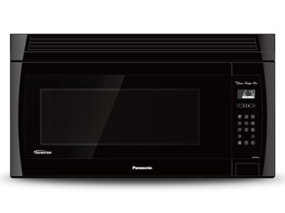 "30"" Panasonic Genius Prestige Plus Over-the-Range Microwave Oven - NNSE284B"