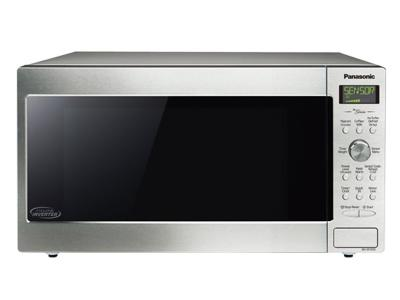 "22"" Panasonic Evolved Microwave with Cyclonic Inverter Technology - NNSD765S"