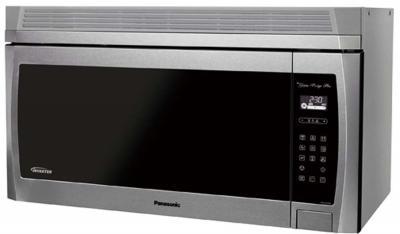 "30"" Panasonic Genius Prestige Plus Over-the-Range Microwave Oven - NNSE284S"