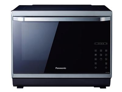 Panasonic Combination Oven (Convection + Steam + Microwave + Grill) with Pure Turbo Steam & Inverter Technology NNCS896S