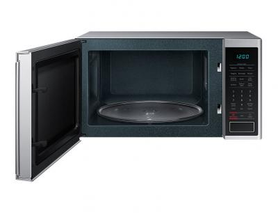 """22"""" Samsung Countertop Microwave 1.4 Cu.Ft. with Sensor Cooking - MS14K6000AS"""