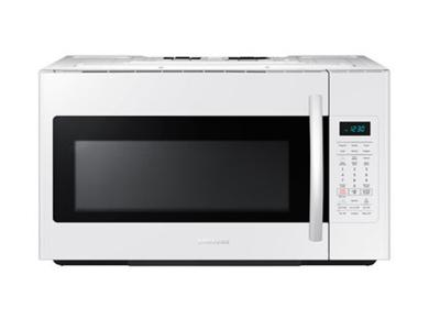 "30"" Samsung 1.8 cu.ft Over the Range Microwave (White) - ME18H704SFW"