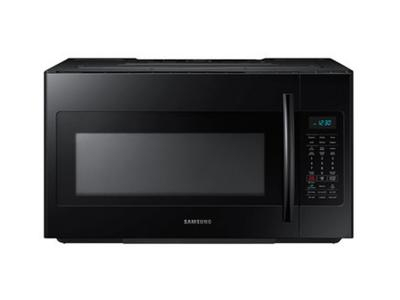 "30"" Samsung 1.8 cu.ft Over the Range Microwave (Black) - ME18H704SFB"
