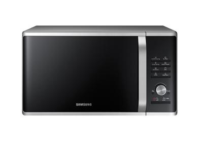 "22"" Samsung  1.1 cu. ft. Countertop Microwave/Stainless Steel MS11J5023AS"