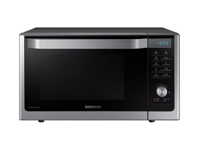 "23"" Samsung  1.1 cu. ft. Countertop Microwave/Stainless Steel MC11J7033CT"