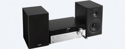 Sony Hi-Fi System With Bluetooth Technology - CMTSBT100