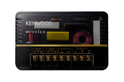 Kenwood High-Resolution Audio Certified Component Speaker - XR1801P