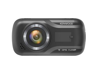 Kenwood Dashboard Camera with Wireless Link - DRVA301W