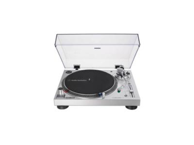 Audio Technica Direct-Drive Turntable Analog & USB - AT-LP120XUSB-SV