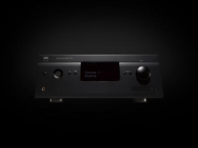 NAD A/V Surround Sound Receiver - T 758 V3