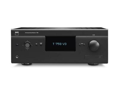 NAD A/V Surround Sound Receiver - T 758 V3