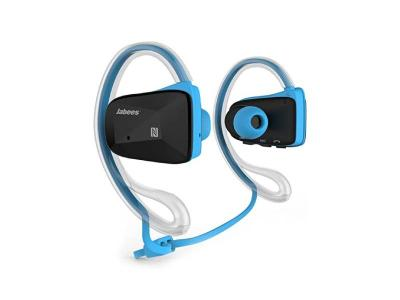 Jabees Bluetooth Sport Headphones with Aptx and Nfc - BSport (Bl)