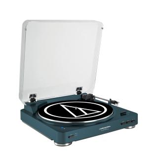 Audio-Technica Fully Automatic Wireless Belt-Drive Stereo Turntable - AT-LP60NV-BT