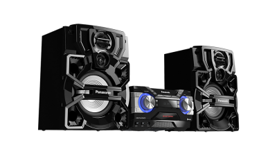 Panasonic Stereo System With Powerful And Clear Sound - SCAKX640K