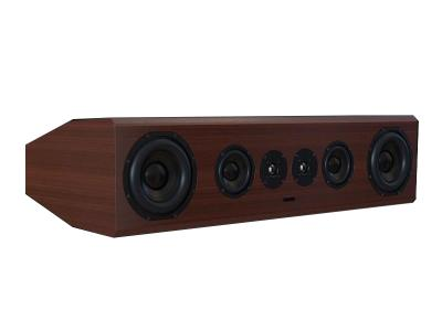 Bryston Center Channel Speaker With Dual Bass Drivers In Boston - Model TC-1 (Boston)