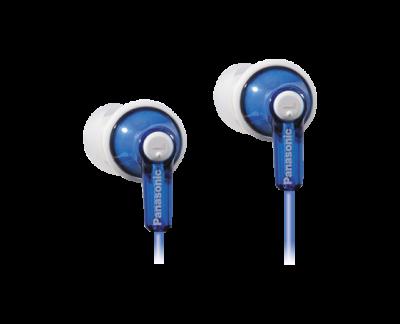 Panasonic ErgoFit Noise Isolating Stereo Earbud Headphones  - RPHJE120(A)