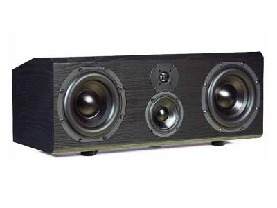 Bryston Center Channel Speaker With Titanium Dome Tweeter In Black Ash - TC-1-Mini (Ash)