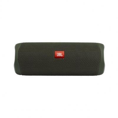 JBL FLIP 5 Portable Waterproof Speaker - JBLFLIP5GRENAM