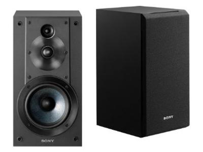 Sony Stereo Bookshelf Speakers SSCS5