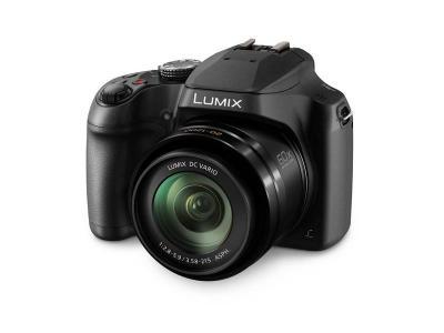 Panasonic Ultra Wide and Dynamic Zoom Digital Camera - DCFZ80