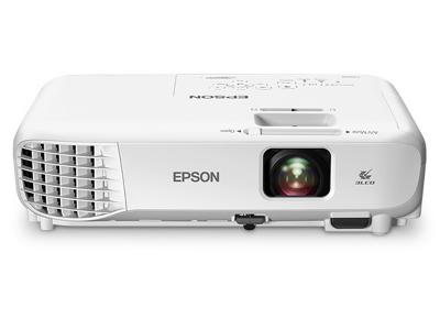 EPSON Home Cinema 760HD 3LCD Projector-V11H848020-F