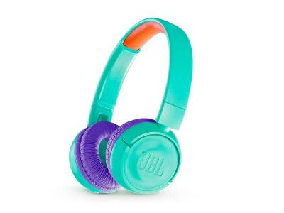 JBL Kids Wireless On-Ear Headphones - JR300BT (Tl)