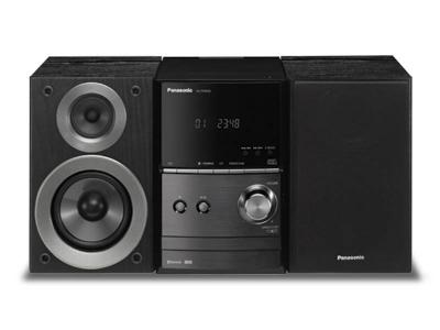 Panasonic Compact Audio With Bluetooth , USB And CD - SCPM600
