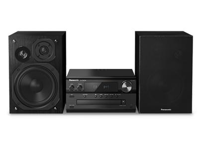 Panasonic True High-Resolution Compact audio - SC-PMX90